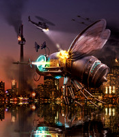 BugBot Attacks Toronto!